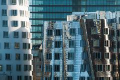 Gehry architecture (frankdorgathen) Tags: building architecture facade architektur düsseldorf gebäude fassade medienhafen mediaharbour gehrybauten sony18200mm alpha6000 city urban