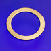 Phosphor Bronze Washer 22 mm x 16.8 mm x 0.5 mm