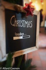 X-mas loading (Trampelman) Tags: sittardgeleen limbricht kasteellimbricht limburg 2019 nl christmas leicaq 28mm nederland