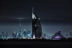The Grid (|MBS-..|) Tags: nikon d850 architecture burjkhalifa burjdubai burjalarab architectural tron electr electricity cloud clouds seaofclouds urban skyline scenic hotel 7 star 5