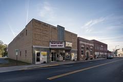 Roseland Theatre, Onancock, VA (Dean Jeffrey) Tags: virginia onancock theater movietheater marquee downtown