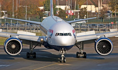 G-VIIS - Boeing 777-236(ER) - LHR (Seán Noel O'Connell) Tags: britishairways ba gviis boeing 777236er b777 b772 777 heathrowairport heathrow lhr egll ord kord ba296 baw24r aviation avgeek aviationphotography planespotting