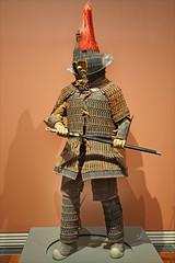 Guerrier de Gaya (musée national de Corée, Séoul)