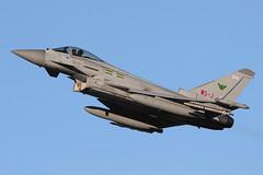 Typhoon FGR4 ZJ924 'WS-J' IX(B) Squadron (Mark McEwan) Tags: eurofighter typhoon typhoonfgr4 zj924 ixbsquadron 9squadron royalairforce raf raflossiemouth lossiemouth fighter airdefence aviation aircraft airplane military batman63 batman