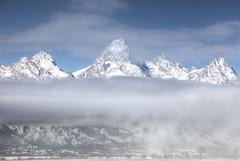 Isn't it Grand (RH Miller) Tags: rhmiller reedmiller landscape mountains tetons clouds snow jackson wyoming usa