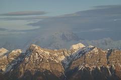 Mont Blanc @ Plateau @ Semnoz @ Annecy
