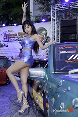 Ping Ping (krashkraft) Tags: beautiful beauty pretty gorgeous babe allrightsreserved racequeen gridgirl 2015 boothbabe krashkraft พริตตี้ มอเตอร์โชว์ interbrandcaraudioshow เซ็กซี่ โคโยตี้