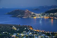 Leros Evening (hapulcu) Tags: aegean dodecanese grece grecia greece griechenland leros yunanistan δωδεκάνησα ελλάδαaegean λέροσ