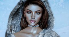 ᶠᵉᵉˡⁱⁿᵍ ˢᵒ ᶜᵒᵒˡ..... (scarlettrose.karsin) Tags: arte secondlife makeup sl blog blogger blogging genusproject doux legacy kunst snow cool season winter