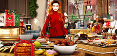 Cookie fragrance (Sheila breen) Tags: blogger tresblah cookie christmas kitchen theepiphany secondlife collabor88 photo