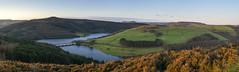 Crook Hill (l4ts) Tags: landscape derbyshire peakdistrict darkpeak derwentvalley ladybowerreservoir winhill thegreatridge kinderscout crookhill whinstoneleetor ashoptonviaduct goldenhour sunrise