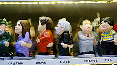 In Christmas time it happens to meet old friends (Fnikos) Tags: feria fira navidad nadal christmas cathedral catedral decor decoration caganer sale outside outdoor