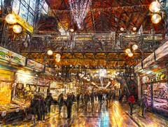 Mercado Central de Budapest (Antonio-González) Tags: mercadocentral budapest mercado central hungria