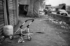 """Ghost Children Place 23"" (TBWLC Photography) Tags: fdrouet tbwlc slum bidonville campdemigrants migrantcamp refugees réfugiés nb bw monochrome street nikon d610 aubervilliers"