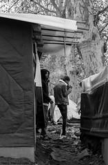 """Ghost Children Place 24"" (TBWLC Photography) Tags: fdrouet tbwlc nb bw slum bidonville street monochrome campdemigrants migrantcamp nikon d610 aubervilliers"