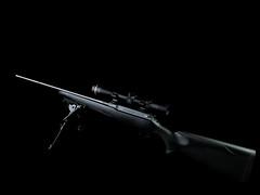 Sauer (MomoFotografi) Tags: sauer rifle classic 100 xt german hunt hunting hunter studio godox flash bipod sniper snipe sniping scope leupold removedfromstrobistpool incompletestrobistinfo seerule2