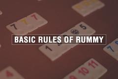Basic Rules- How to Learn & Play Rummy (RummyBaazi) Tags: basic rummy rules rule