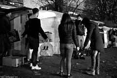 """Ghost Children Place 34"" (TBWLC Photography) Tags: fdrouet tbwlc nb bw monochrome street campdemigrants migrantcamp slum bidonville réfugiés refugees nikon d610 aubervilliers"