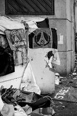 """Ghost Children Place 28"" (TBWLC Photography) Tags: fdrouet tbwlc nb bw monochrome street campdemigrants migrantcamp refugees réfugiés slum bidonville nikon d610 aubervilliers"