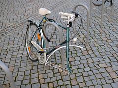 Verkehrsberuhigung (Werner Schnell Images (2.stream)) Tags: ws fahrrad bike siegen