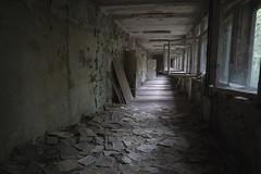 Pripyat school No 5, Chernobyl exclusion zone (james_drury) Tags: chernobyl pripyat canonef2470mmf28liiusm ussr soviet union abandoned urbex urban exploration school ukraine eastern bloc
