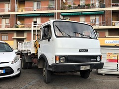 1989 Fiat - Iveco 40 NC (Alessio3373) Tags: fiat iveco fiat40nc truck oldtruck lorry camion iveco40nc