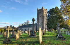St Michael's Church, Chagford, Devon (Baz Richardson) Tags: devon dartmoor chagford churches stmichaelschurchchagford gradeilistedbuildings medievalchurches