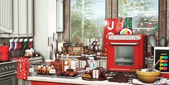 Gingerbread (IgorAlmeida - BamBoo) Tags: hive kraftwork elm {be} bellequipe randommatter wednesday teabunny theepiphany shinyshabby thearcade