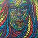 Street art in the Wynwood Walls area of Miami