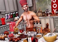 Let's cook kitty (IgorAlmeida - BamBoo) Tags: lelutka signature ag notfound theepiphany mancave blackbantam randommatter bellequipe kraftwork elm thearcade shinyshabby wednesday