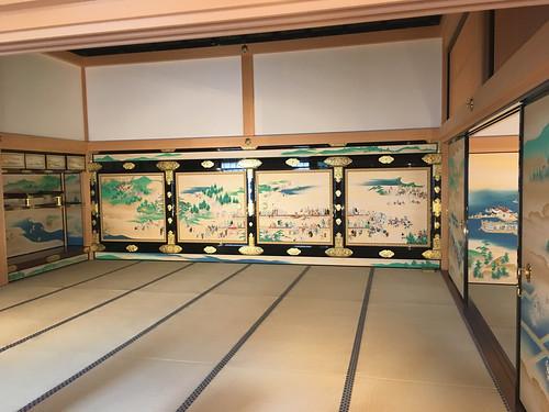 Hommaru Palace 本丸御殿