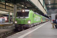 ELL 193 247 Stuttgart Hbf (daveymills37886) Tags: ell 193 247 stuttgart hbf baureihe siemens vectron bte flixtrain