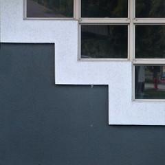 twisty trim (msdonnalee) Tags: window ventana janela fenster finestra fenêtre windowframe