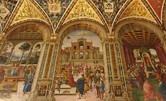 Libreria Piccolomini, Siena, Tuscany,  Italy 178 (tango-) Tags: siena italia italien italie tuscany toskana toscana france francia french frankreich 法國 فرنسا