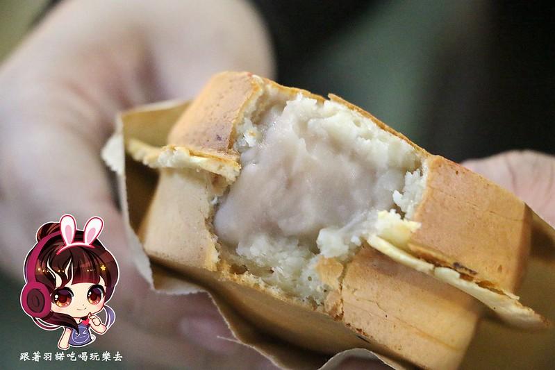 北投自強市場一分前一分貨紅豆餅069