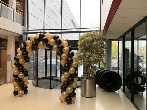 Ballonboog 6m Sportcentrum de Viergang Pijnacker