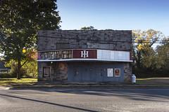 Idle Hour Theatre, Belle Haven, VA (Dean Jeffrey) Tags: virginia bellehaven theater movietheater marquee