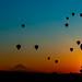 Early Morning Balloon Flights Goreme Turkey