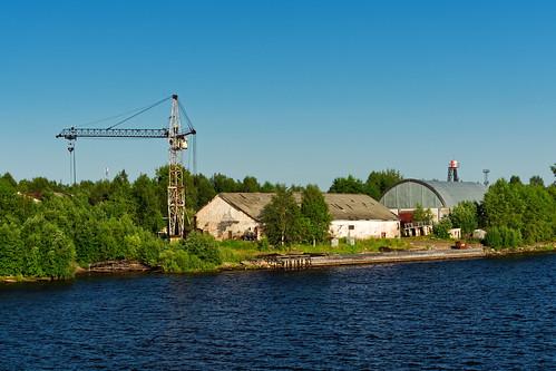 Northern Dvina River ©  Alexxx Malev