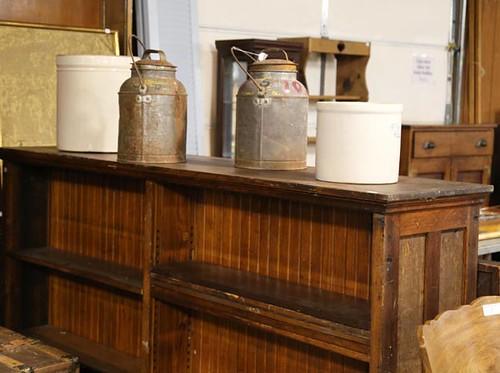 Wooden Store Display Shelf ($616.00)