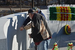 """20191220.Queens Vietnam Veterans Memorial Ribbon Cutting • <a style=""""font-size:0.8em;"""" href=""""http://www.flickr.com/photos/129440993@N08/49248987043/"""" target=""""_blank"""">View on Flickr</a>"""