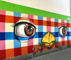 Picnicking by MueBon (wiredforlego) Tags: graffiti mural streetart urbanart aerosolart publicart chicago illinois ord muebon