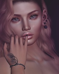 Everything i wanted (desiredarkrose) Tags: lelutka korina glamaffair swallow sl secondlife slblog lyrium pose portrait profil avatar stealthic kustom9 kunst