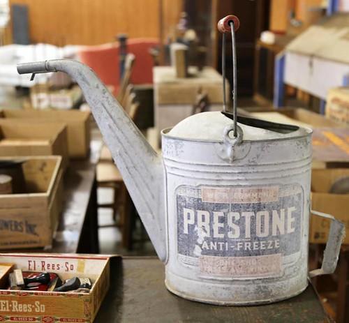 Prestone Anti-Freeze Can ($67.20)