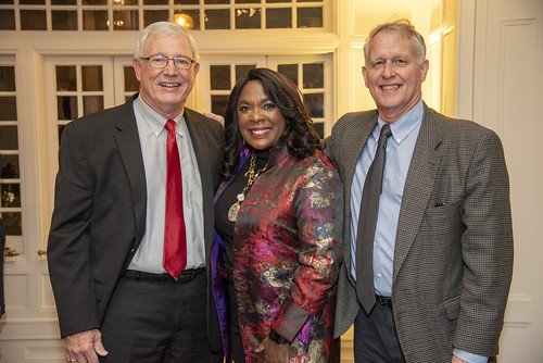 Terri Sewell Holiday Party 2019 - 13