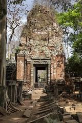 Koh Ker (Rolandito.) Tags: asia asie asien south east southeast südost südostasien cambodia cambodhe kambodge angkor wat vat koh krt temple