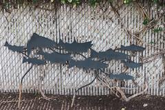 School of fish artwork