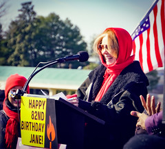 2019.12.20 Fire Drill Fridays with Jane Fonda, Washington, DC USA 354 70042
