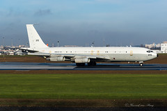 IAF_KC707_272_lineup_ORY_DEC2019 (Yannick VP) Tags: military air tanker cargo freight troop passenger pax transport aircraft airplane aeroplane jet jetliner airliner iaf israel airforce boeing kc707 b707 707300 reem 272 paris orly airport lfpo ory france fr europe eu december 2019 aviation photograhpy planespotting airplanespotting lineup departure takeoff runway rwy 07 4xjyv