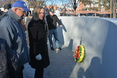 """20191220.Queens Vietnam Veterans Memorial Ribbon Cutting • <a style=""""font-size:0.8em;"""" href=""""http://www.flickr.com/photos/129440993@N08/49249665677/"""" target=""""_blank"""">View on Flickr</a>"""